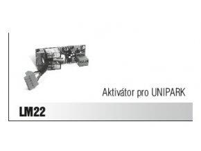 Aktivátor pro UNIPARK