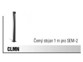 Černý stojan 1 m pro SEM-2