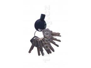 CHS10 svazek 10 ks různých odblokovacích klíčů pro pohony Nice