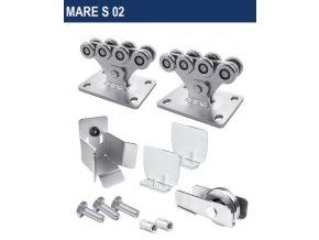 Cais mare s 02 - komponenty pro stavbu brány