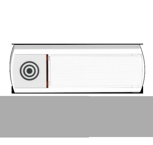 Zvonkové tlačítko JN.AZ-10B