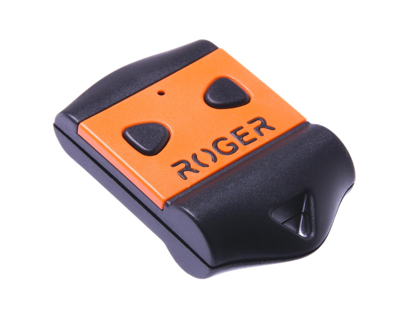 ROGER TX22 DVOUKANÁLOVÝ DÁLKOVÝ OVLADAČ 433,92MHZ pro pohony ROGER TECHNOLOGY skladem.