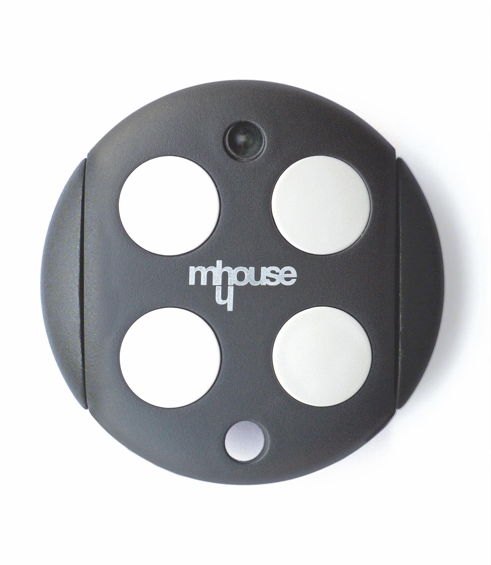 Dálkový ovladač Mhouse GTX4, 4-kanálový ovládač pro pohony Mhouse