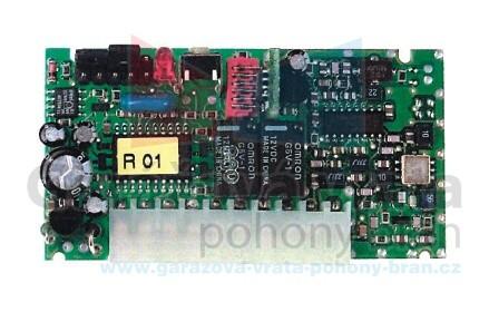 Nice FLOXI2R - zásuvný dvoukanálový přijímač dálkového ovládání