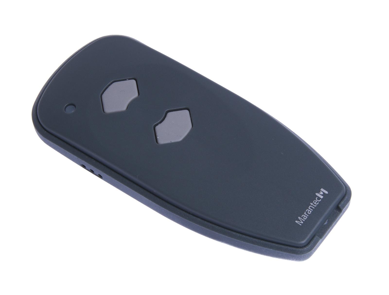 Dálkový ovladač Marantec Digital 382, 2-kanálový, 433,92 MHz