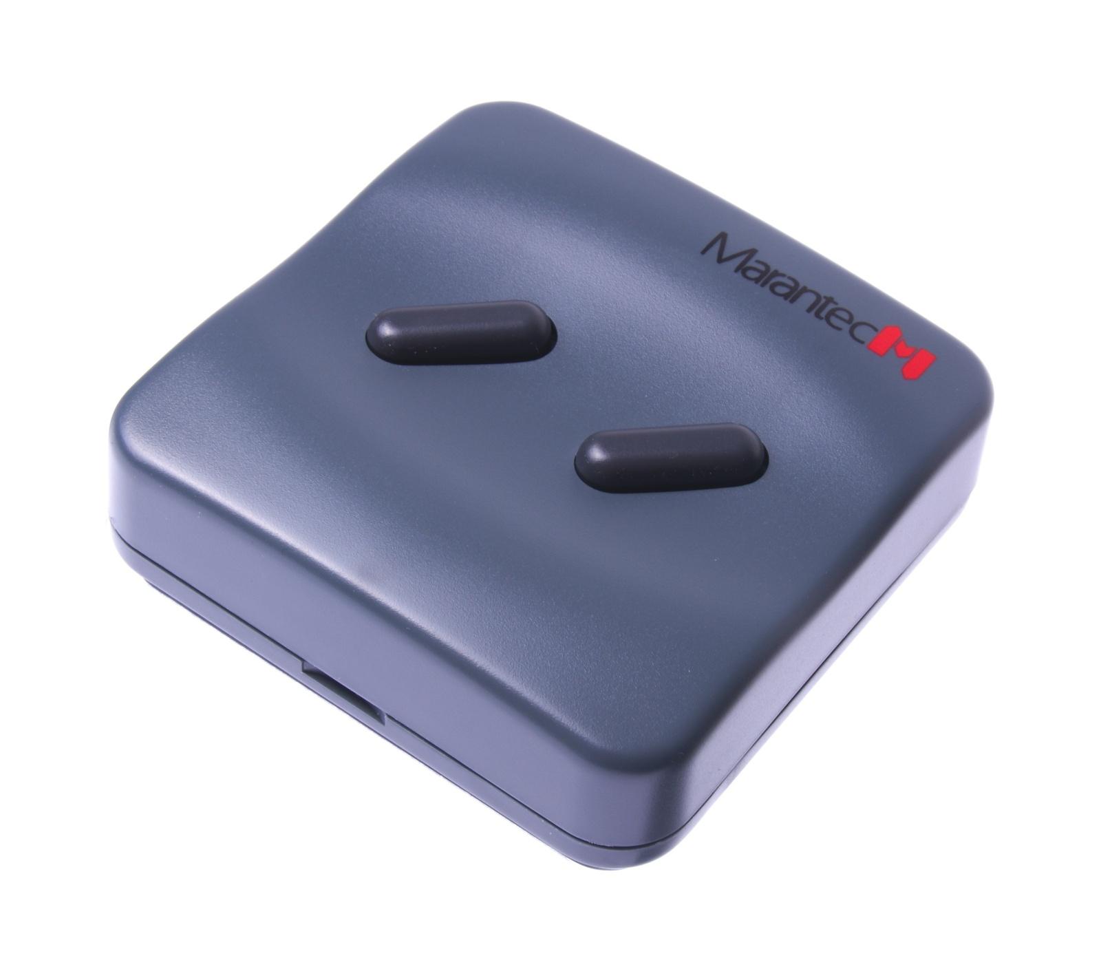 Bezdrátové 2 tlačítko Marantec Command 131 pro pohony Marantec, 433,92 MHz