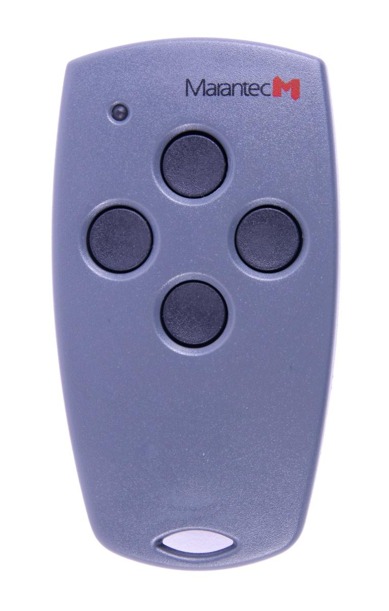 Ovladač Marantec Digital 304, 4 kanálový dálkový ovladač, 868 MHz MC304.868