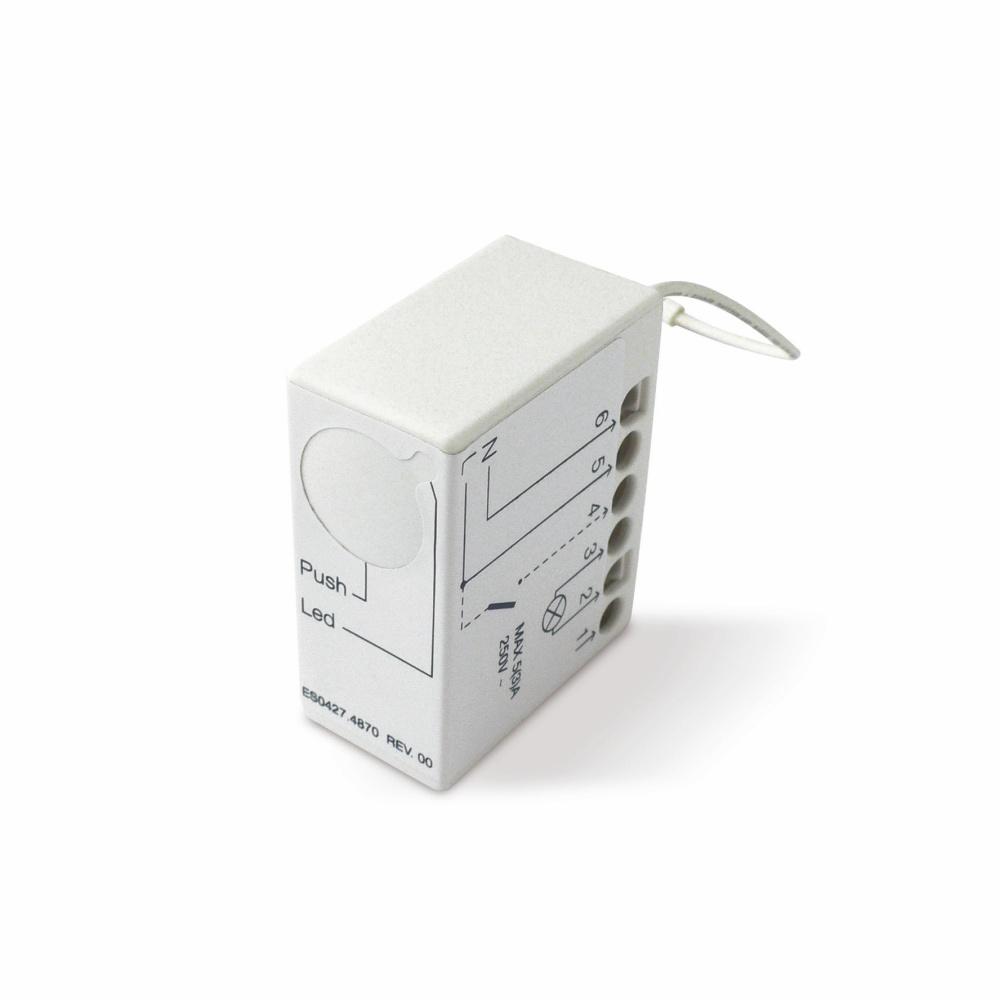 Nice TT2D miniaturní řídící jednotka s vestavěným přijímačem, náhrada za vypínač č. 6
