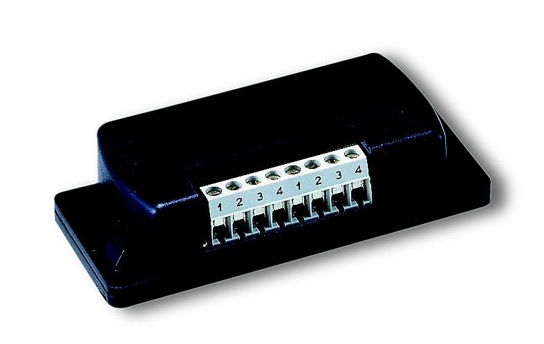 MORX dekodovací jednotka klávesnice EDS a čtečky karet ETP (MOM a MOT)
