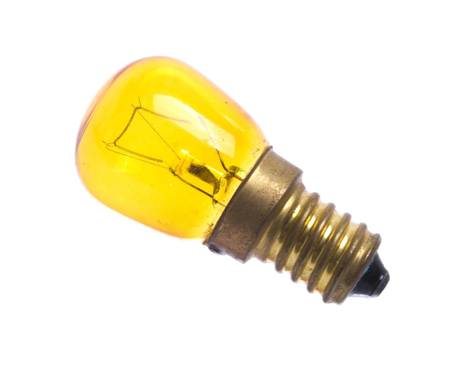 Nice L15.3901 oranžová žárovka 230V/40W E14 do výstražné lampy Nice EL