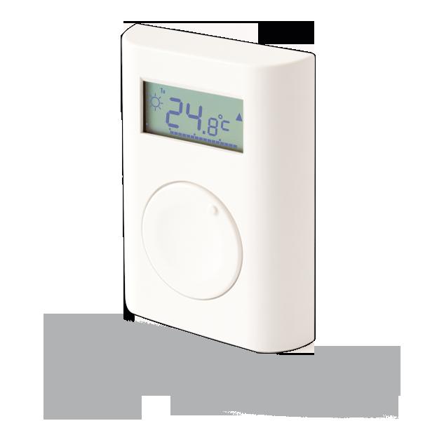 Bezdrátový programovatelný pokojový termostat TP-155