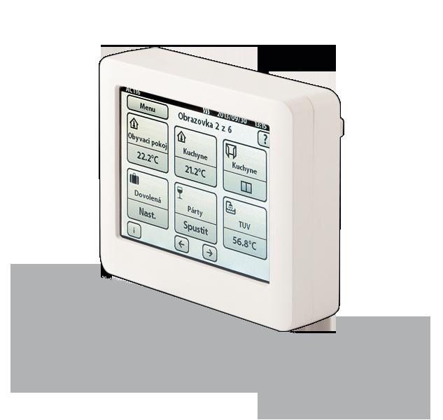 Dotykový displej AC-100LCD