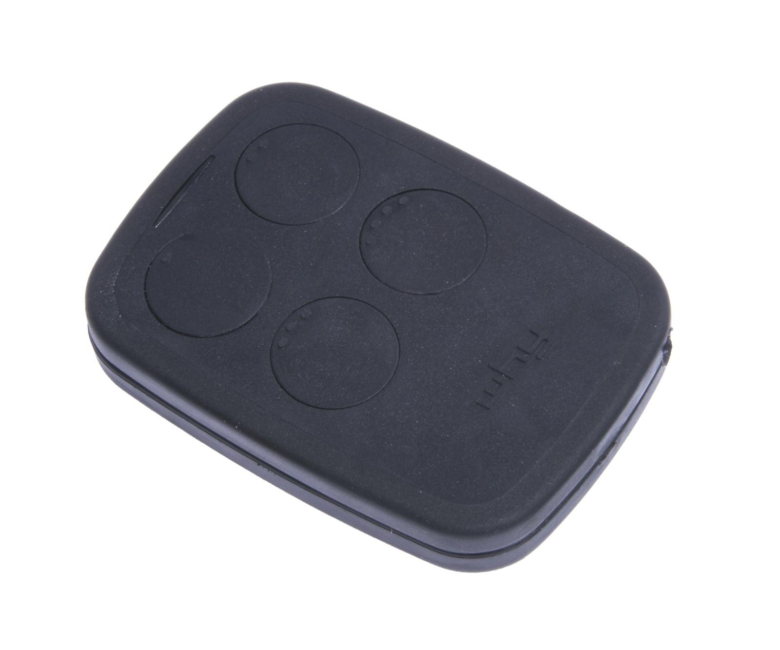 SiceTech Duplikátor ovládačů na vrata WHY EVO 6.3, černý