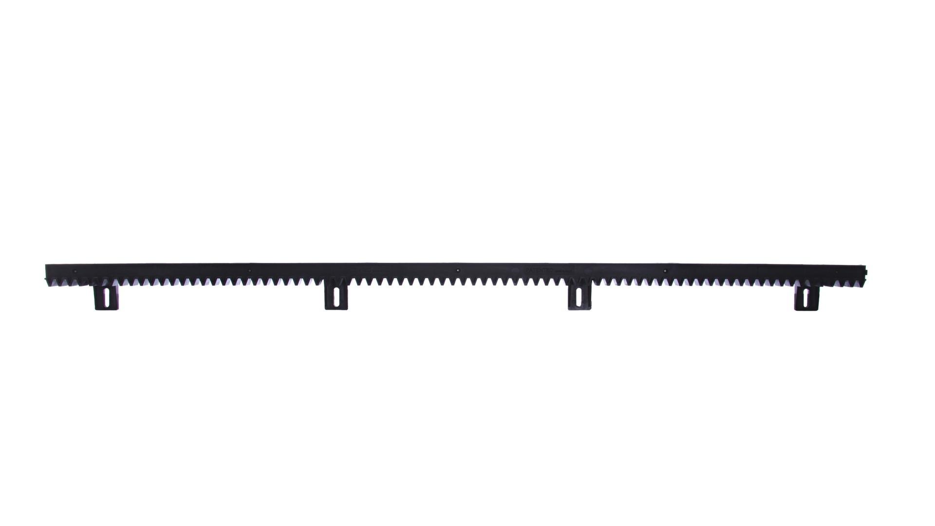 ROA6 - ozubený nylonový hřeben posuvné brány do 800 Kg