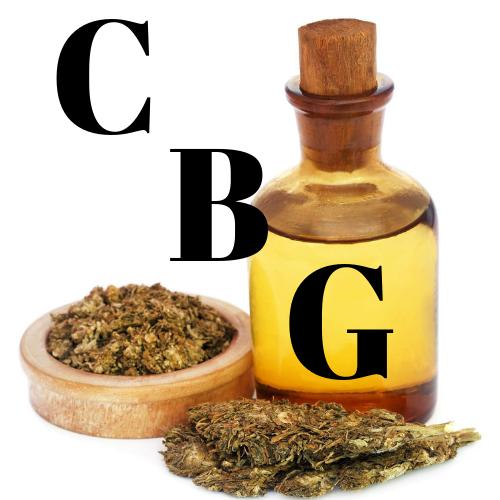 CBG Olej