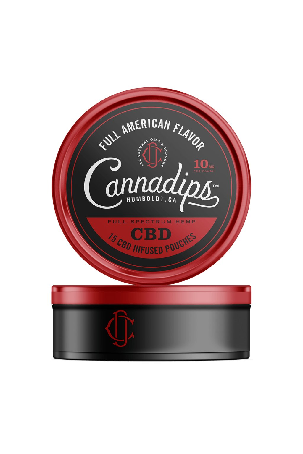 Cannadips American Tin