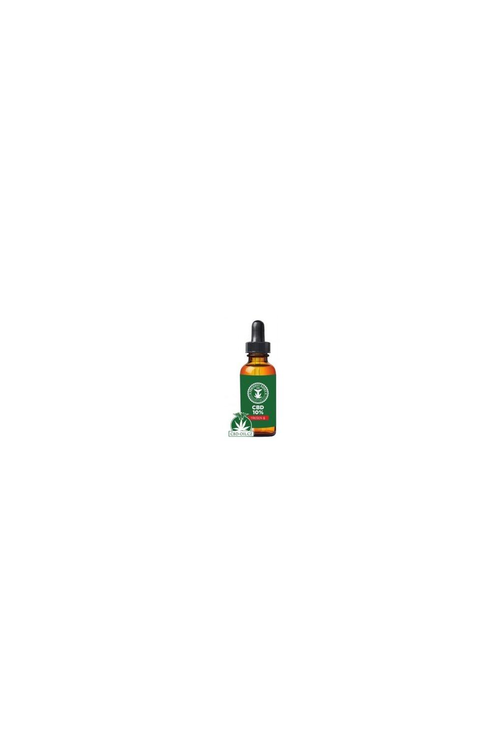 fenixovy kapky cbd 10 v tresnovem oleji 10 ml