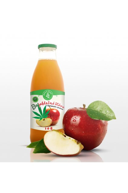 etiketa zz stava jabko konopi bio cz sk mockup