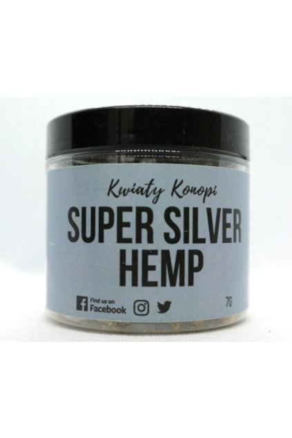 cbd kvet super silver hemp 7g hempyourself 1stcoffeeshopcz