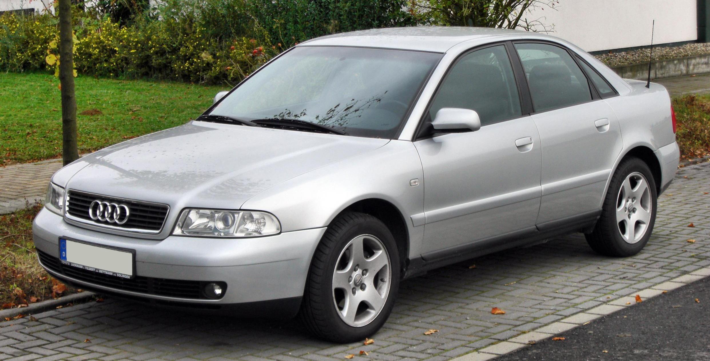 Audi A6 2001 - 2din autorádio