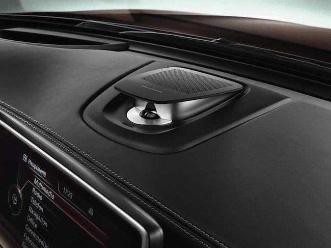 BMW Sound systém a jeho výměna