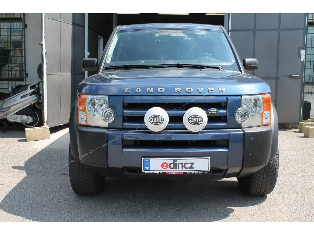 Land Rover Discovery - Výměna autorádia