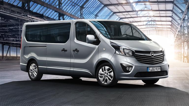 Opel Vivaro - Výměna rádia