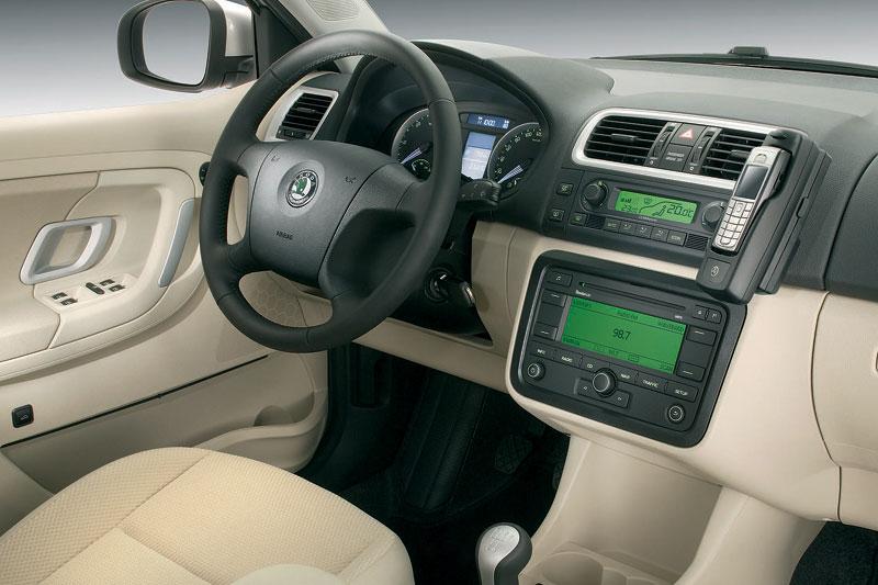 Co je potřeba pro instalaci autorádia do vozů Škoda Fabia II ?