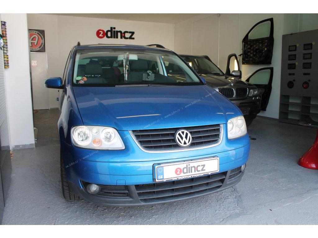VW Touran 2007 - 2din autorádio