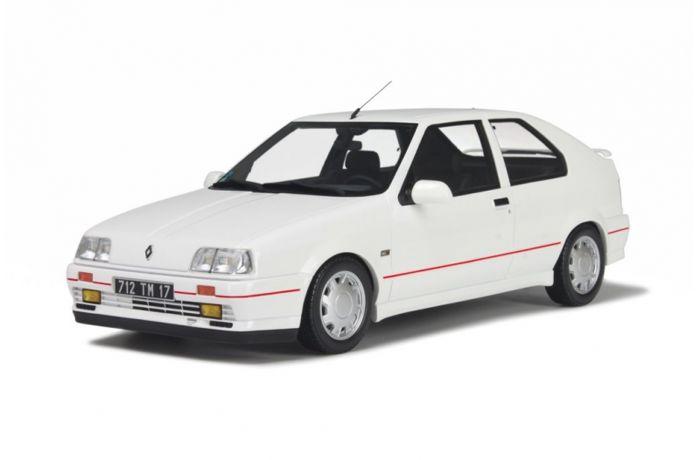 Adaptéry pro ovládání na volantu Renault 19
