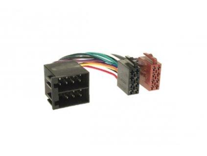 Univerzální ISO konektory a adaptéry do vozů