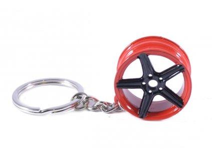 Auto přívešky na klíče