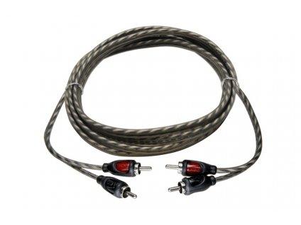 Signálové kabely pro zesilovače do auta - 2m