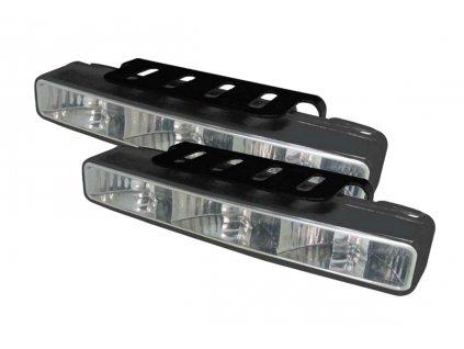 LED denní svícení do auta