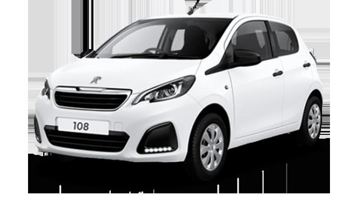 Adaptéry pro ovládání na volantu Peugeot 108