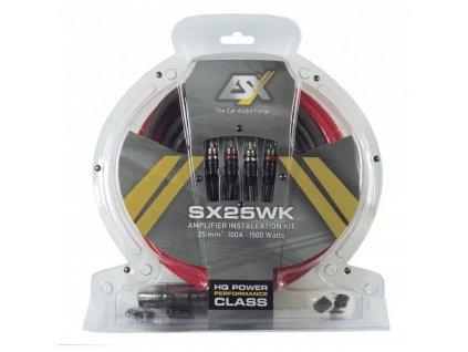 Kabelové sady - 25mm²