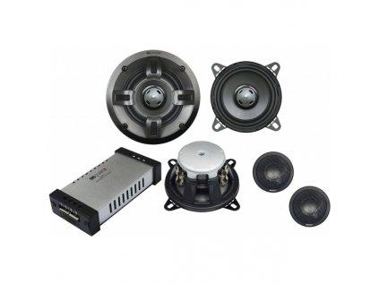 Komponentní auto reproduktory - 100 mm
