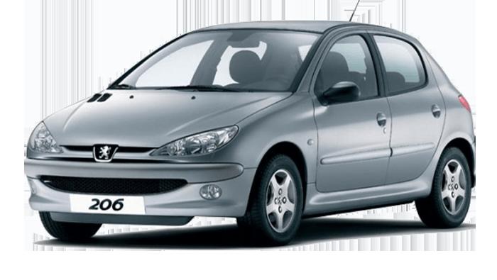 Adaptéry pro ovládání na volantu Peugeot 206