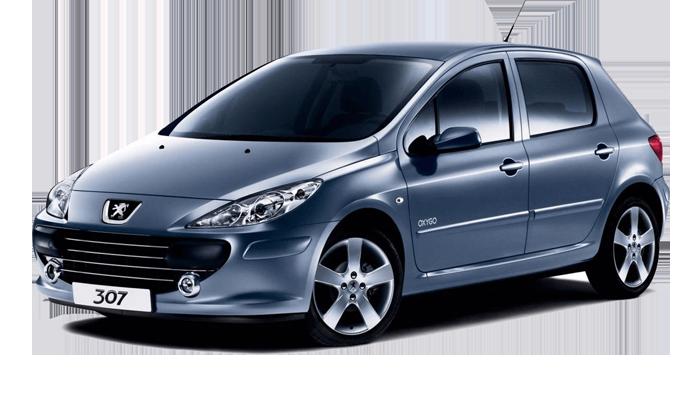 Repro podložky MDF pro vozy Peugeot 307
