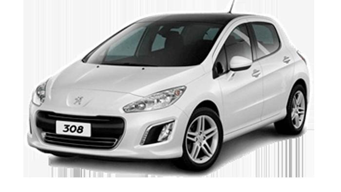 Repro podložky MDF pro vozy Peugeot 308