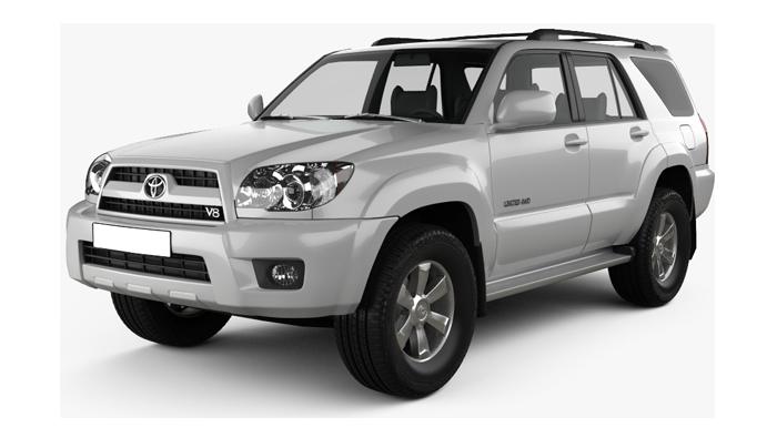 Adaptéry pro ovládání na volantu Toyota 4Runner