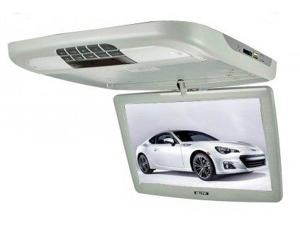 """11""""-12"""" stropní LCD monitory do auta"""