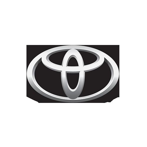 Redukční rámečky pro vozy Toyota