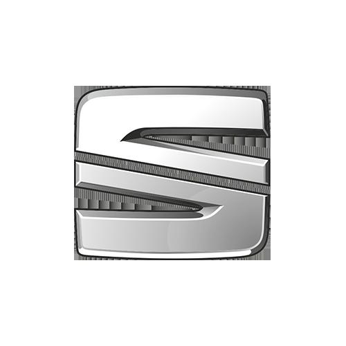 Redukční rámečky pro vozy Seat