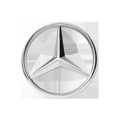 Redukční rámečky pro vozy Mercedes-Benz