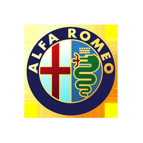 Redukční rámečky pro vozy Alfa Romeo