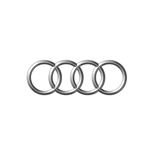 Redukční rámečky pro vozy Audi
