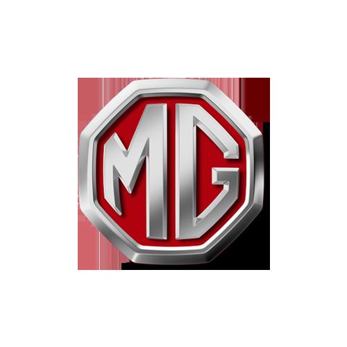 Redukční rámečky pro vozy MG