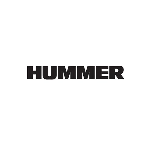 Redukční rámečky pro vozy Hummer