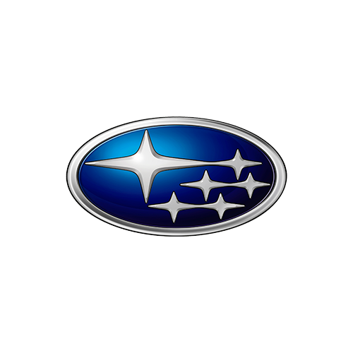 Redukční rámečky pro vozy Subaru